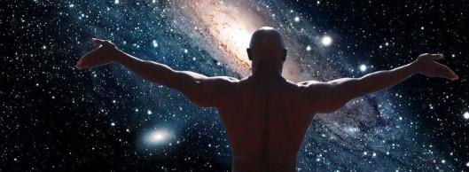uomo galassia